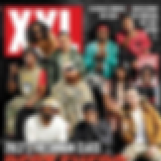 2013 is listed (or ranked) 2 on the list The Best XXL Freshman Classes, Ranked