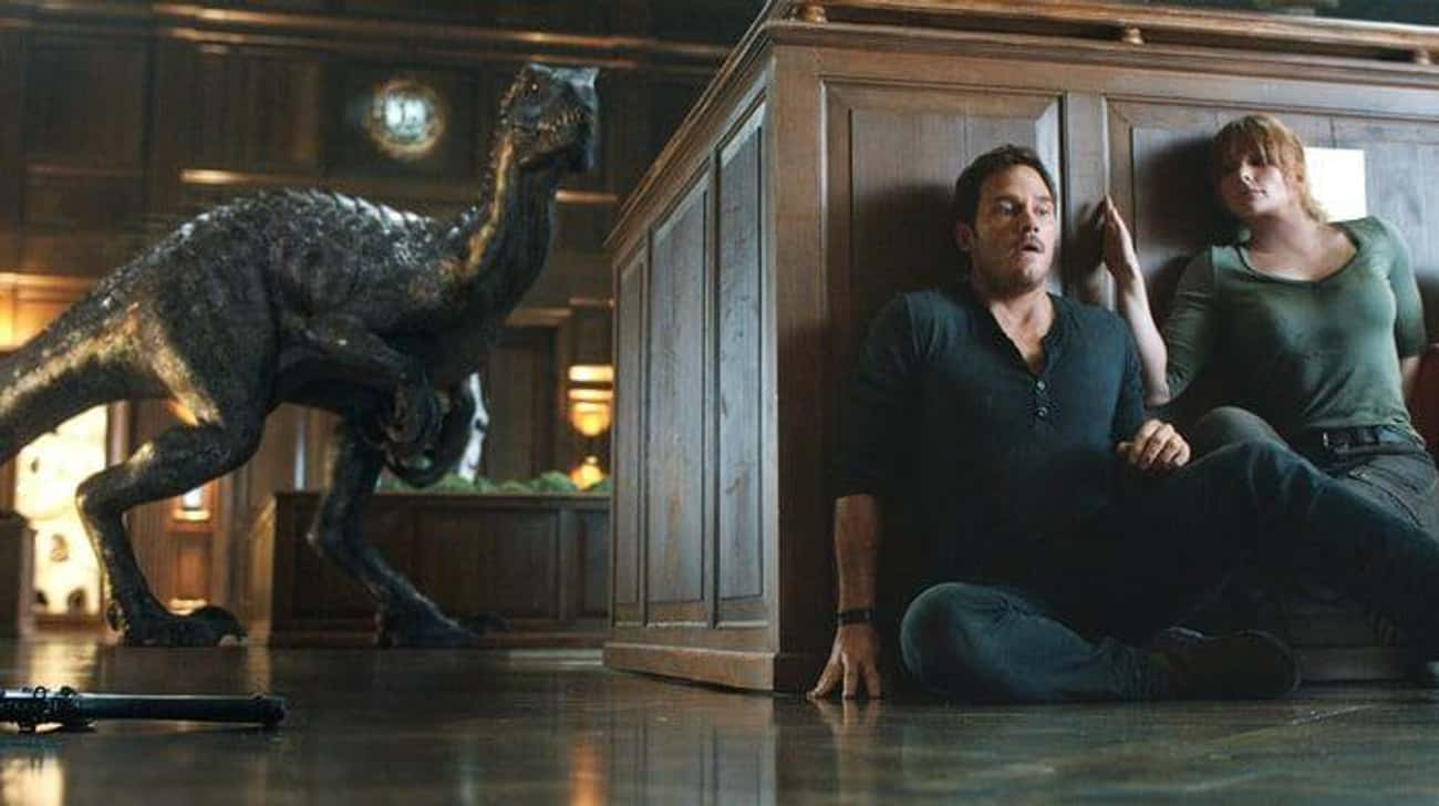 The Code '7337' Is A N is listed (or ranked) 2 on the list Easter Eggs In 'Jurassic World: Fallen Kingdom' You Definitely Missed