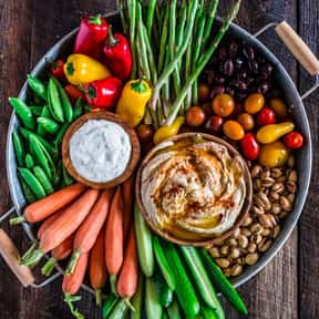 Crudité is listed (or ranked) 9 on the list The BestPinot GrigioFood Pairings, Ranked