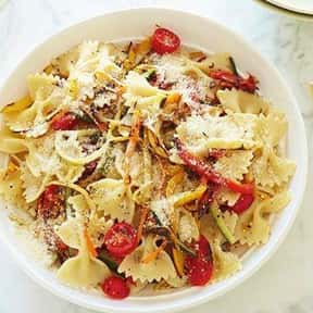 Pasta Primavera is listed (or ranked) 24 on the list The BestPinot GrigioFood Pairings, Ranked