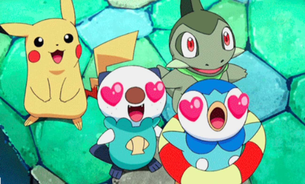 The Original Creators Love &#3 is listed (or ranked) 3 on the list 12 Huge Differences Between The Pokémon Anime And Manga