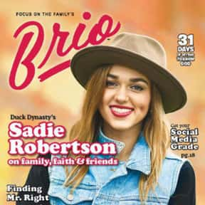 Brio is listed (or ranked) 16 on the list The Very Best Magazines for Teenagers