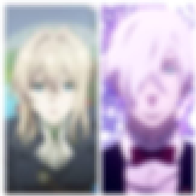 Violet Evergarden From 'Vi... is listed (or ranked) 3 on the list 14 Cross-Series Anime Ships That Would Be So Good Together