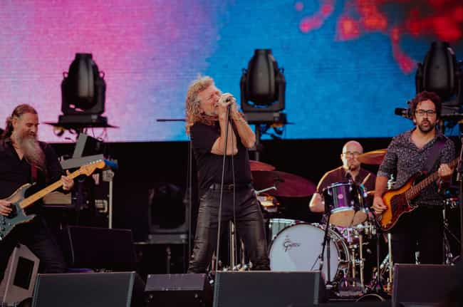 Robert Plant And The Sensation... is listed (or ranked) 1 on the list All The Arroyo Seco Weekend Acts We Saw, Ranked