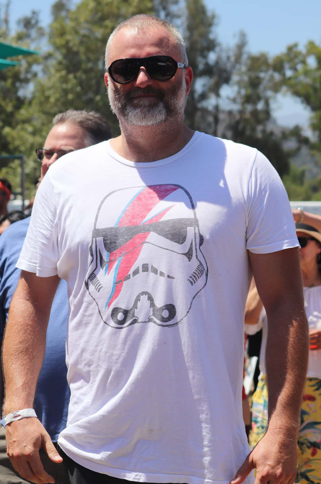 Stars And Storms is listed (or ranked) 4 on the list The 15 Best T-Shirts We Found At Arroyo Seco Weekend