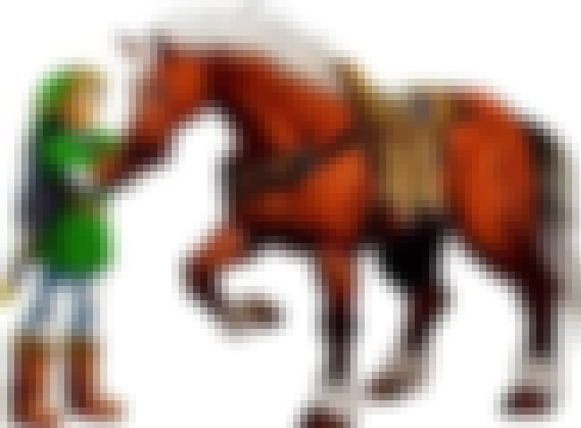 Epona (Legend of Zelda) is listed (or ranked) 4 on the list The All Time Best Video Game Horses, Ranked