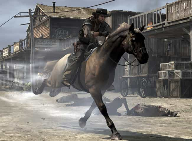 Death (Red Dead Redemption) is listed (or ranked) 1 on the list The All Time Best Video Game Horses, Ranked
