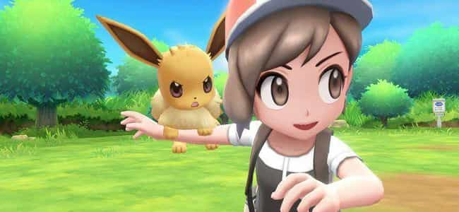 Catching Pokémon In The Compan... is listed (or ranked) 3 on the list Everything We Know About Pokémon Switch