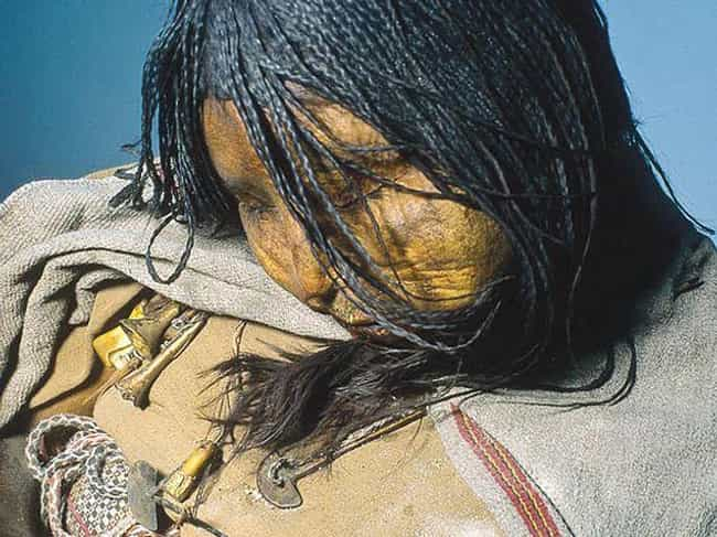 Using Hair, Researchers ... is listed (or ranked) 3 on the list Preserved For 500 Years, The Mummies Of Llullaillaco Show What Incan Child Sacrifices Entailed