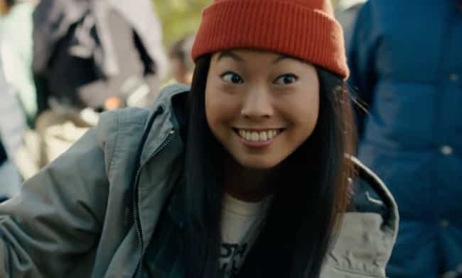 She Went To The Same High Scho... is listed (or ranked) 5 on the list Who Is Awkwafina, The Rapper And Actress Appearing In 2018's Biggest Films?