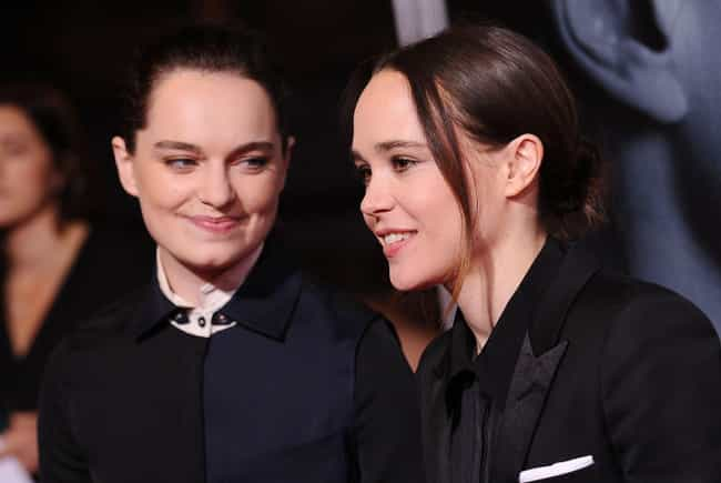 Ellen Page & Emma Portner is listed (or ranked) 2 on the list The Coolest Same-Sex Female Power Couples