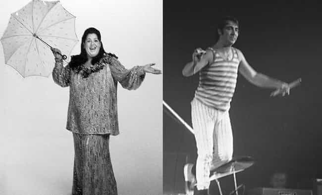 Keith Moon And Mama Cass Died ... is listed (or ranked) 3 on the list Creepy Music Myths That Are Actually True