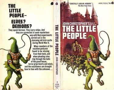 The Little People is listed (or ranked) 1 on the list 20 WTF Horror Novels From The '70s And '80s