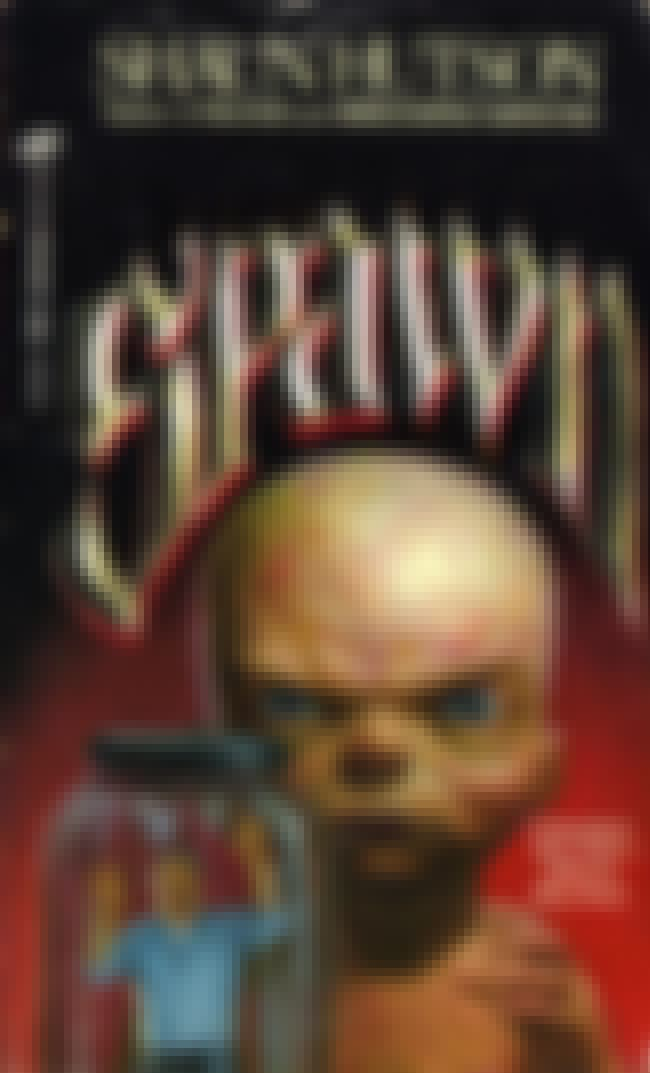 Spawn is listed (or ranked) 2 on the list 20 WTF Horror Novels From The '70s And '80s