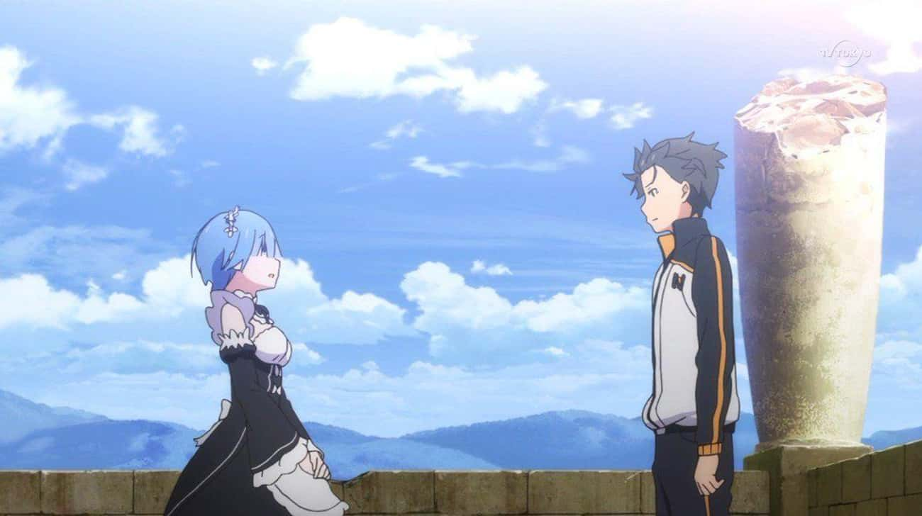 Rem Is Brutally Rejected In &# is listed (or ranked) 4 on the list The 15 Most Awkward Anime Confessions of All Time