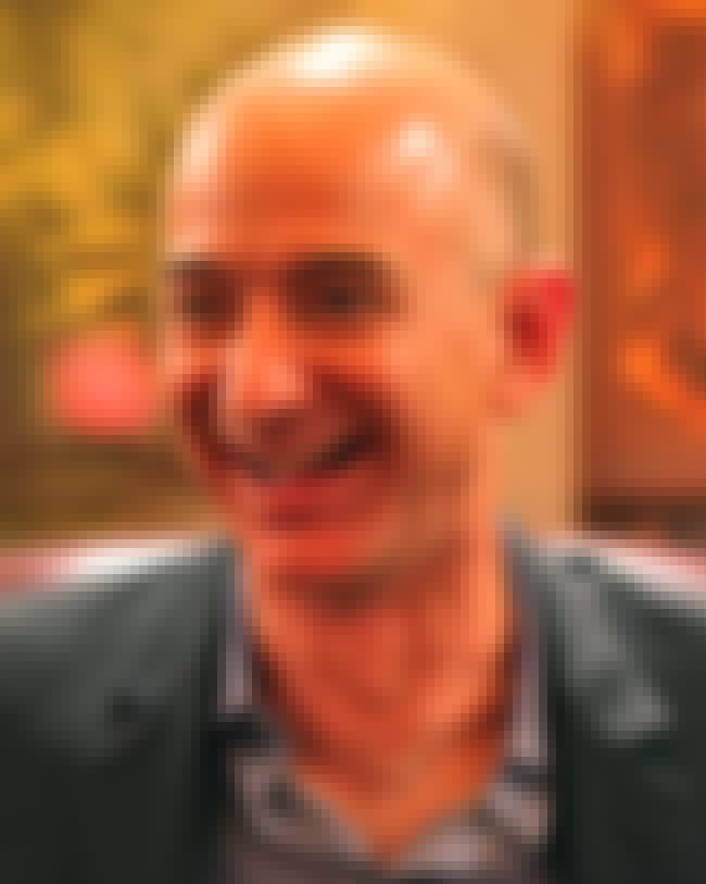 He Helped Deliver Books During... is listed (or ranked) 2 on the list Things You Never Knew About Jeff Bezos