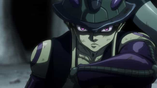 Meruem - 'Hunter X Hunter' is listed (or ranked) 2 on the list The 18 Greatest Shonen Anime Villains Of All Time