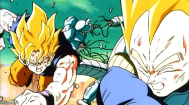 Goku Is A Duelist, While Vegeta Is A Soldier