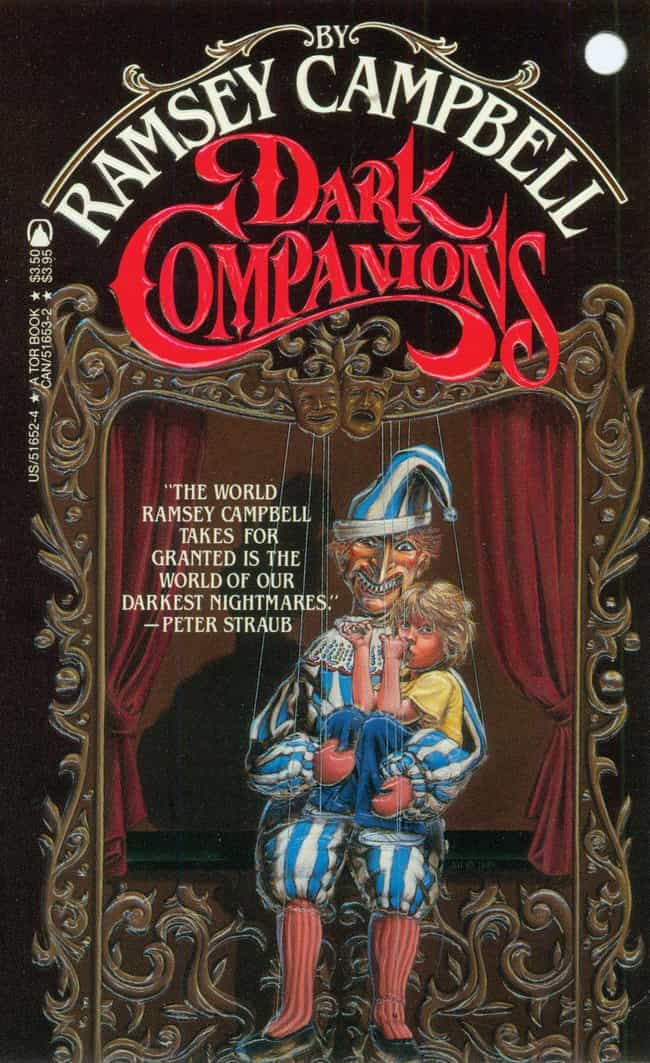 Dark Companions is listed (or ranked) 4 on the list 20 WTF Horror Novels From The '70s And '80s