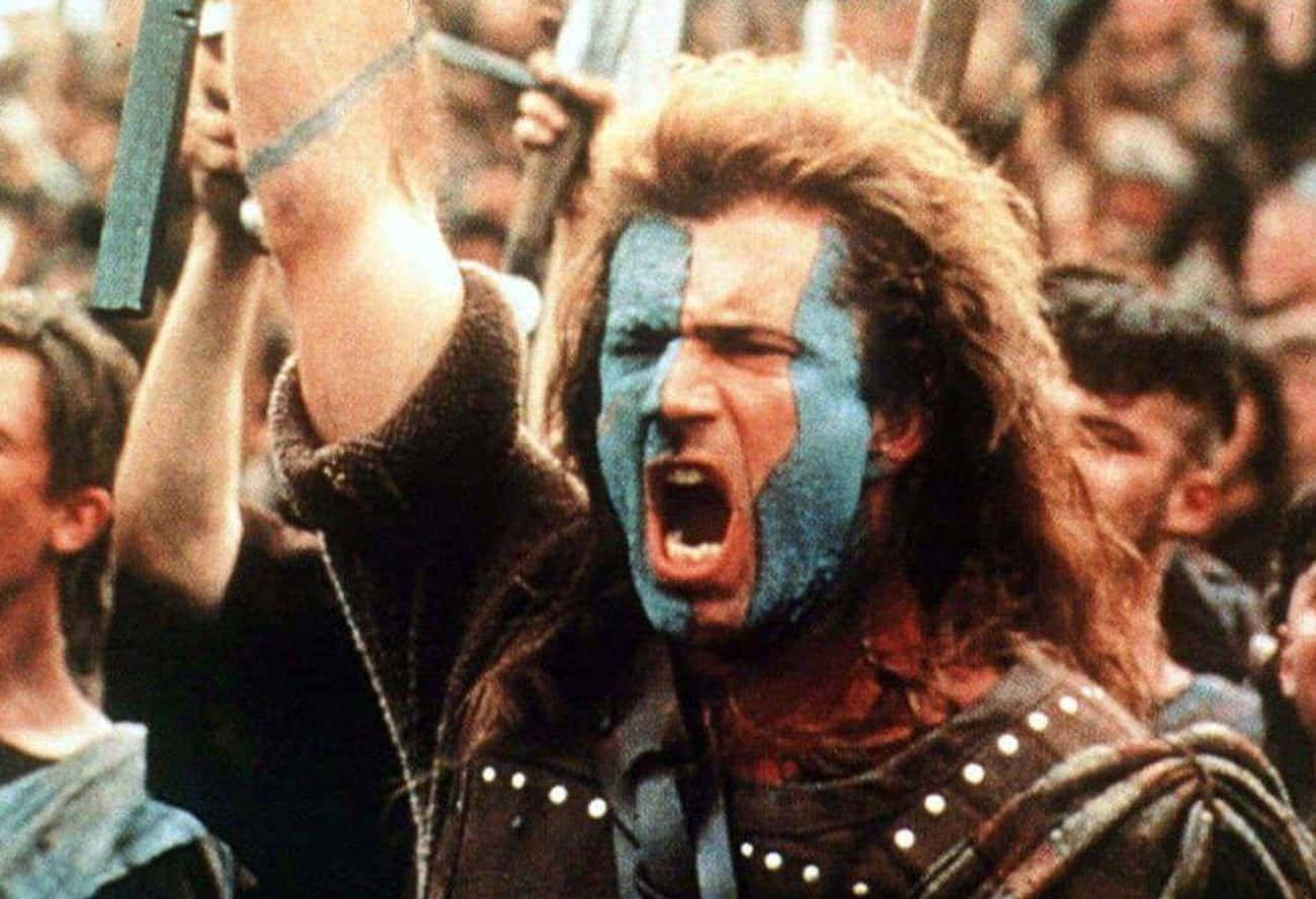 William Wallace Fought For Freedom - And Was Executed Violently In Return