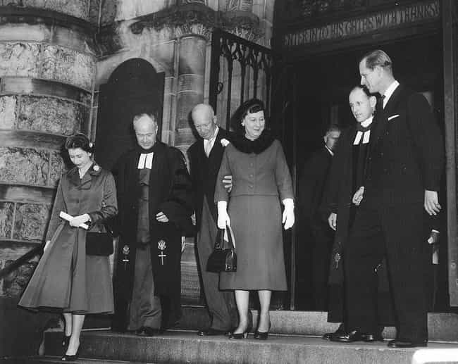 The Royal Family Hid Under A T... is listed (or ranked) 2 on the list All Of The Royal Details Queen Elizabeth II's Cousin Revealed In Her Memoir