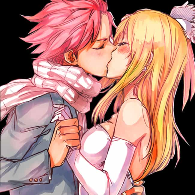 Natsu And Lucy is listed (or ranked) 3 on the list The 15 Greatest Fairy Tail Ships