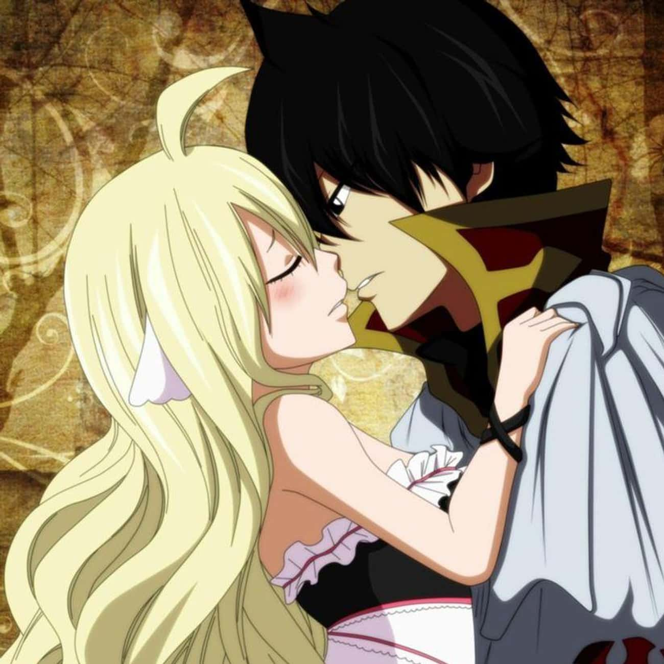 Zeref And Mavis is listed (or ranked) 3 on the list The 15 Greatest Fairy Tail Ships