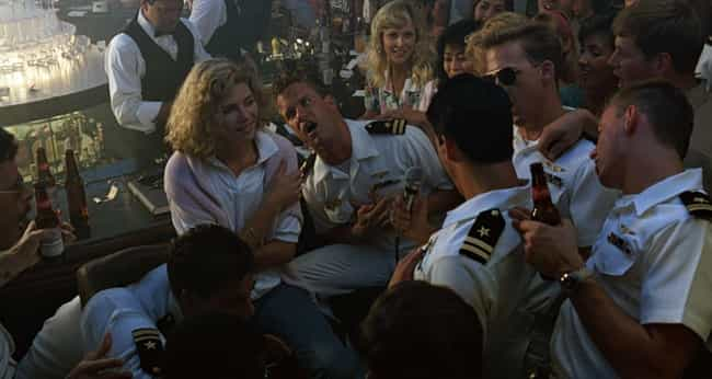Everyone Partied On Set Except... is listed (or ranked) 4 on the list Everything You Don't Know About The Making Of 'Top Gun'