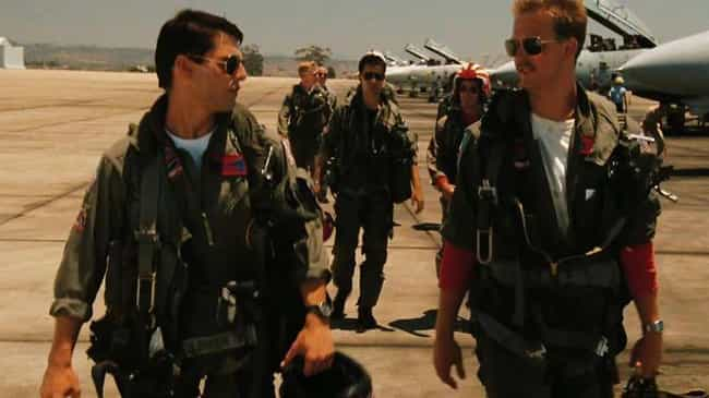 Tom Cruise Feigned Reluctance ... is listed (or ranked) 1 on the list Everything You Don't Know About The Making Of 'Top Gun'