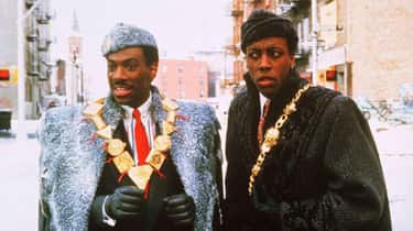 Production Began Just Months B is listed (or ranked) 1 on the list After A Contentious Six-Month Production, It's A Miracle 'Coming To America' Even Exists