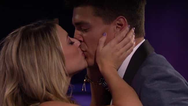 The Kissing Contest Date... is listed (or ranked) 4 on the list The Types Of Dates You Always See On 'The Bachelor' Or 'The Bachelorette'