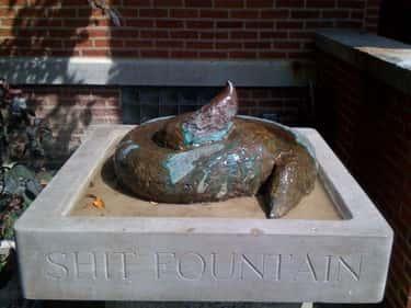 Sh*t Fountain, Chicago, IL