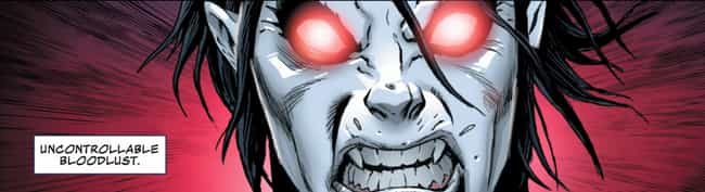 He Doesn't Have Any Cool... is listed (or ranked) 3 on the list Who Is Morbius And Why Is He Spider-Man's Newest Movie Foe?