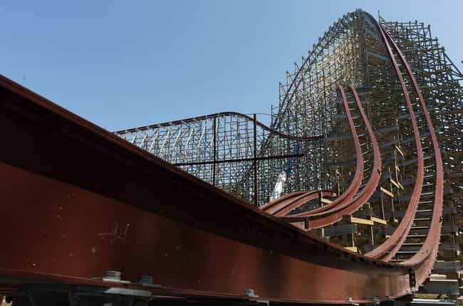 The Park's Steel Vengeance... is listed (or ranked) 4 on the list Behind The Scenes At Cedar Point, America's Roller Coaster Capital