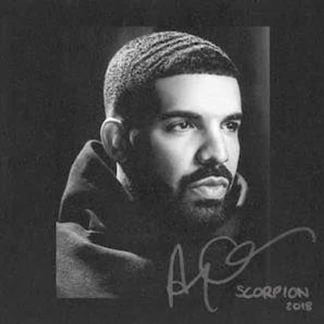 Scorpion is listed (or ranked) 3 on the list The Best Drake Albums of All Time