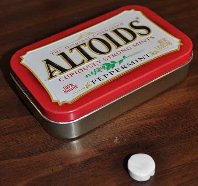 The Altoids Tin Is Hidin... is listed (or ranked) 3 on the list Easter Eggs In 'Ant-Man & The Wasp' You Definitely Missed