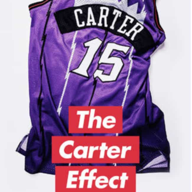 The Carter Effect is listed (or ranked) 4 on the list The Best Basketball Movies On Netflix