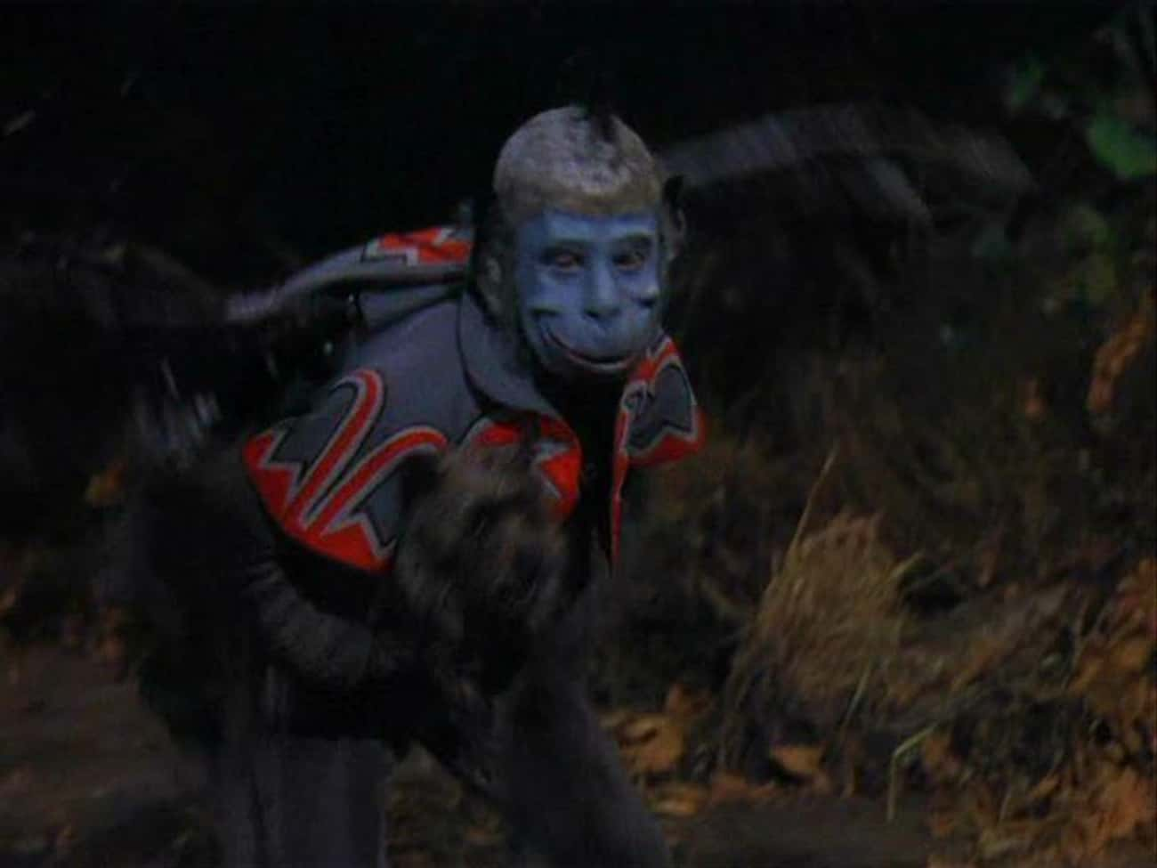 These Flying Monkeys Allegedly Look Like The Ones From 'The Wizard Of Oz'