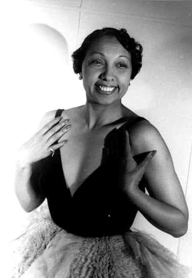 Josephine Baker Grew Up Poor In The Jim Crow South
