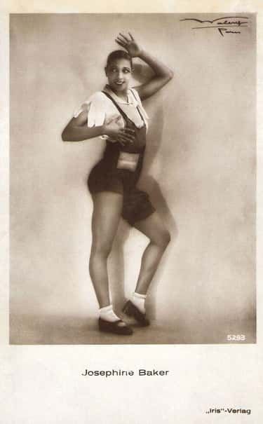 Baker Developed Her Dancing Skills On The Streets Of St. Louis Before Touring The Country