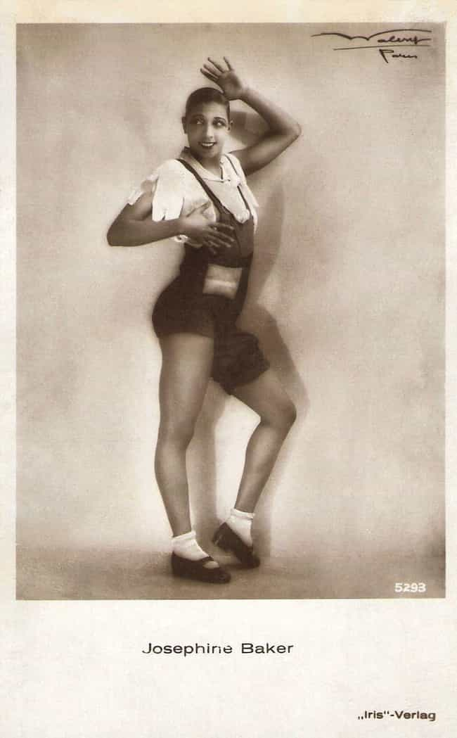 Baker Developed Her Dancing Sk... is listed (or ranked) 2 on the list From Scantily Clad Dancer To World War II Spy, Josephine Baker Laughed In The Face Of Traditions
