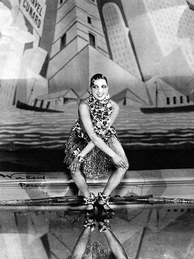 French Audiences Were Captivat... is listed (or ranked) 3 on the list From Scantily Clad Dancer To World War II Spy, Josephine Baker Laughed In The Face Of Traditions