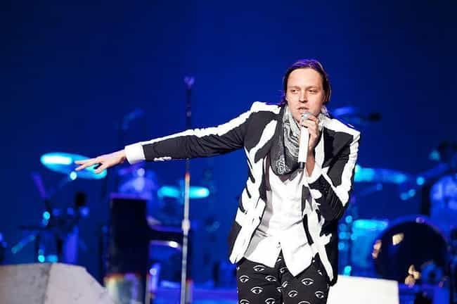 Arcade Fire (2017) is listed (or ranked) 8 on the list The 12 Most Awkwardly Empty Concerts Ever
