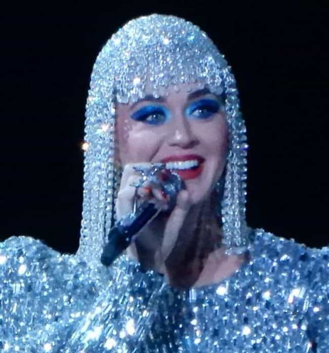 Katy Perry (2017) is listed (or ranked) 5 on the list The 12 Most Awkwardly Empty Concerts Ever