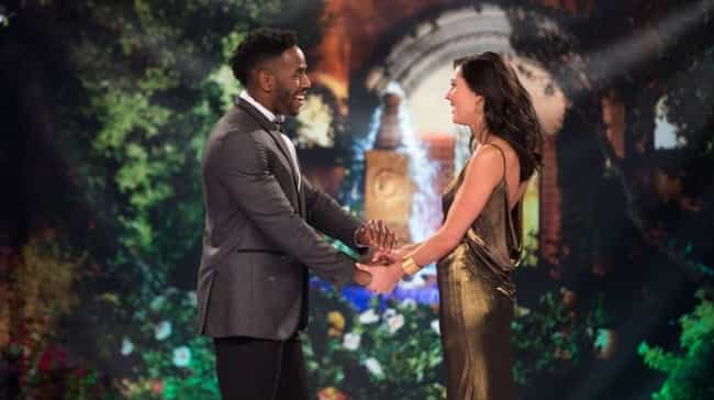 Becca's Season: Lincoln ... is listed (or ranked) 4 on the list The Biggest Scandals In Bachelor And Bachelorette History