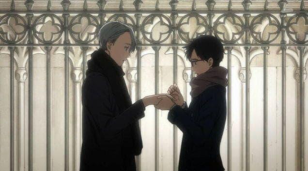 Random Greatest LGBTQ+ Romances In Anime