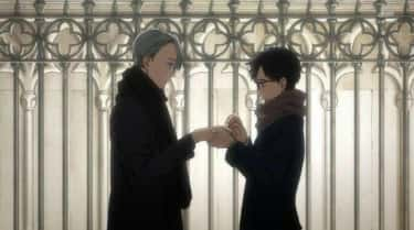 Victor Nikiforov & Yuuri Katsu is listed (or ranked) 1 on the list The 14 Greatest LGBTQ+ Romances In Anime