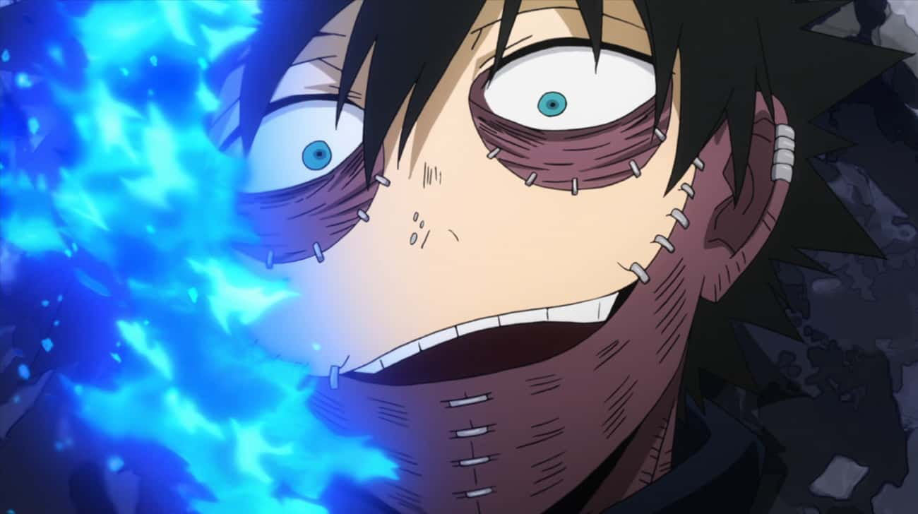 Dabi Is The Missing Todoroki S is listed (or ranked) 1 on the list 12 Interesting 'My Hero Academia' Fan Theories