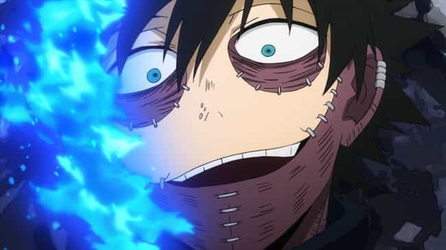 Dabi Is The Missing Todo... is listed (or ranked) 1 on the list 12 Interesting 'My Hero Academia' Fan Theories