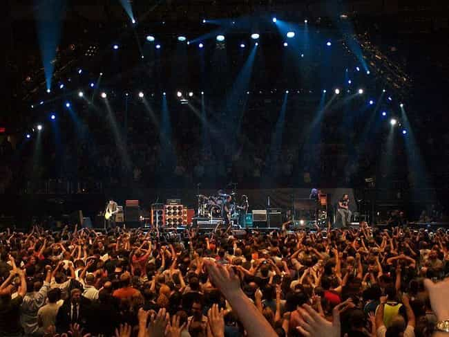 The Band Only Played For... is listed (or ranked) 4 on the list The Tragic Story Of Pearl Jam's Deadly Roskilde Show